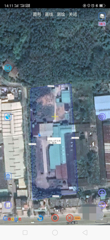 博罗县12269平方国有证厂房出售