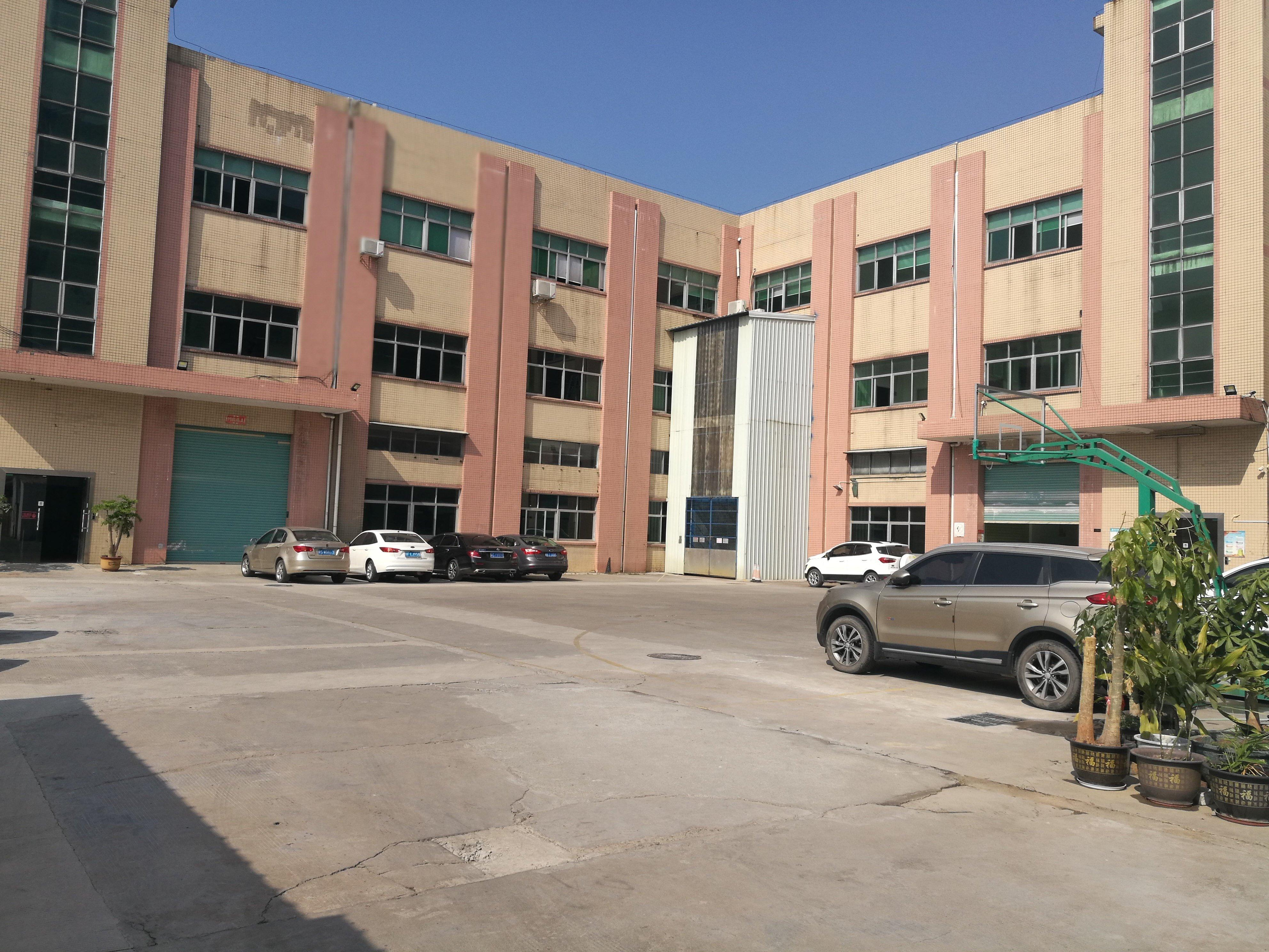 原房东实际面积出独院三层厂房5800平米出租空地2000平米