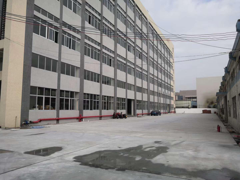 黄圃全新标准厂房五层15000方