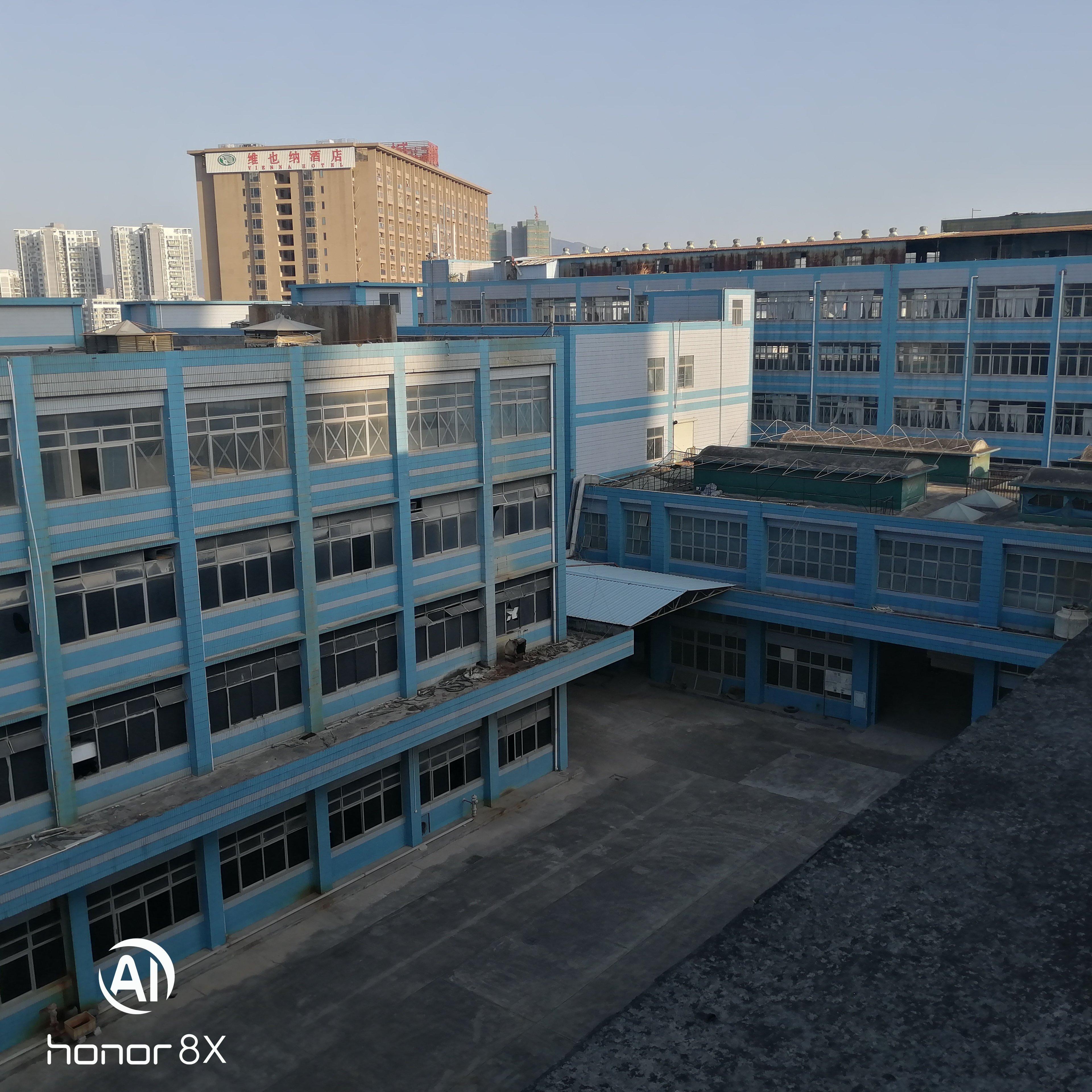 横岗新出原房东独院一楼层高6米厂房出租面积大小可以分租