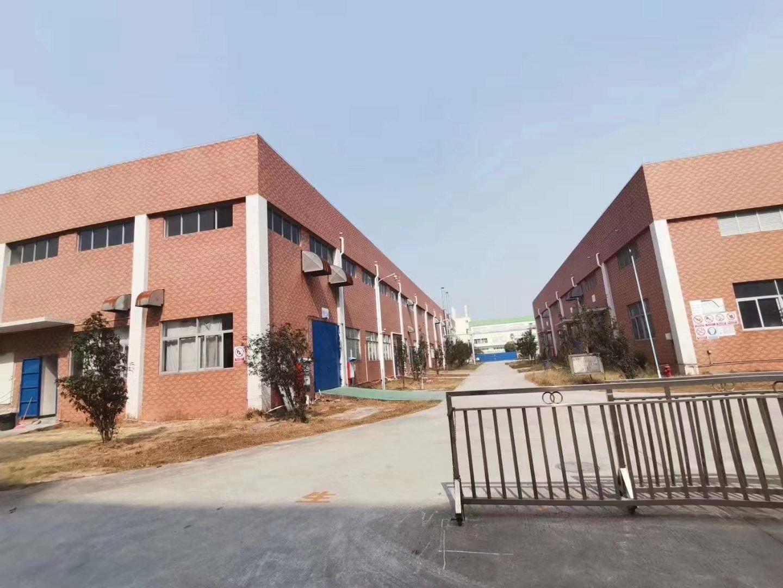 博罗长宁占地12000平建筑9000平砖墙到顶单一层厂房出售