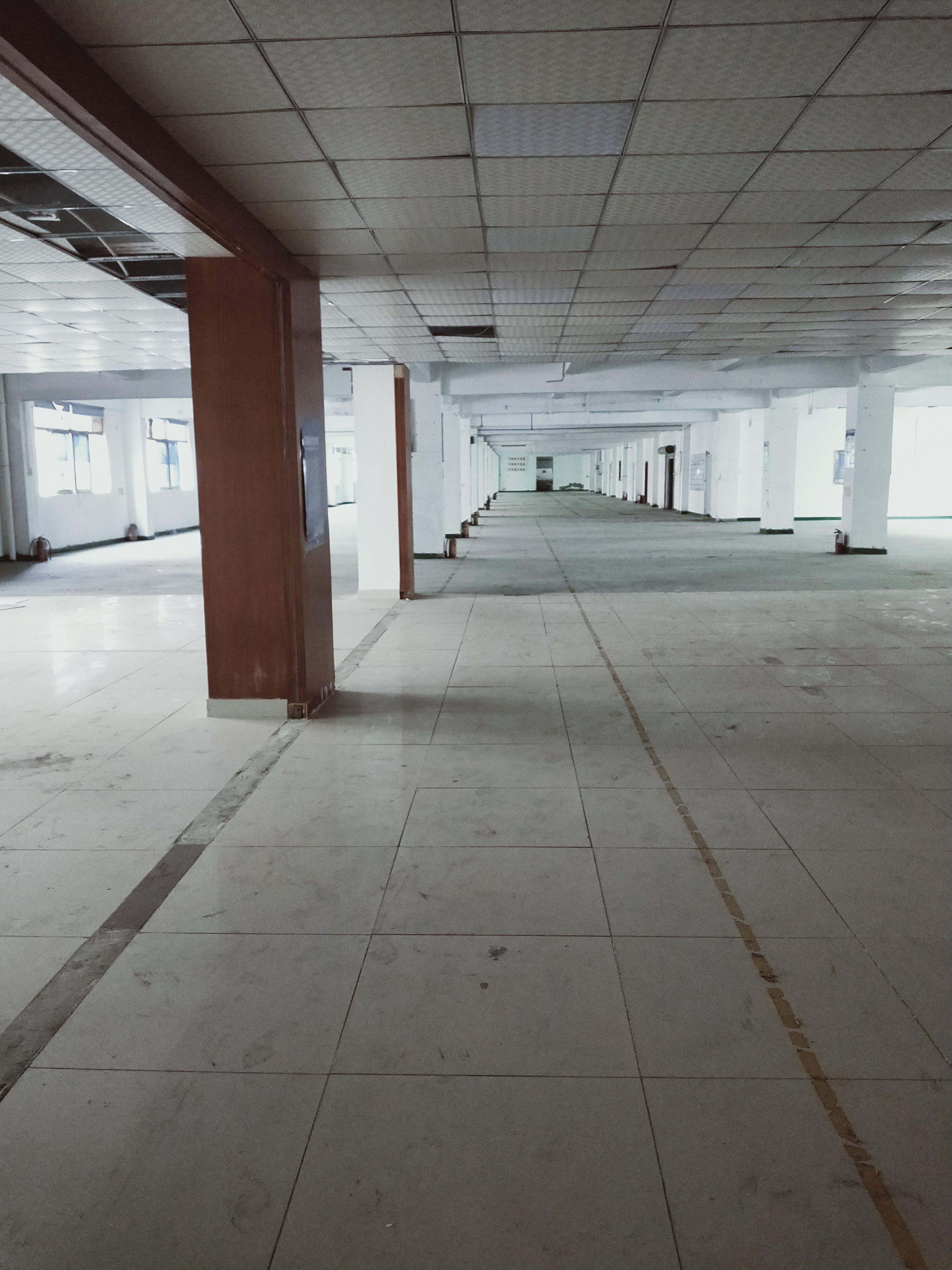 光明新区长圳社区花园式工业园区4楼2980平方带装修出租-图4