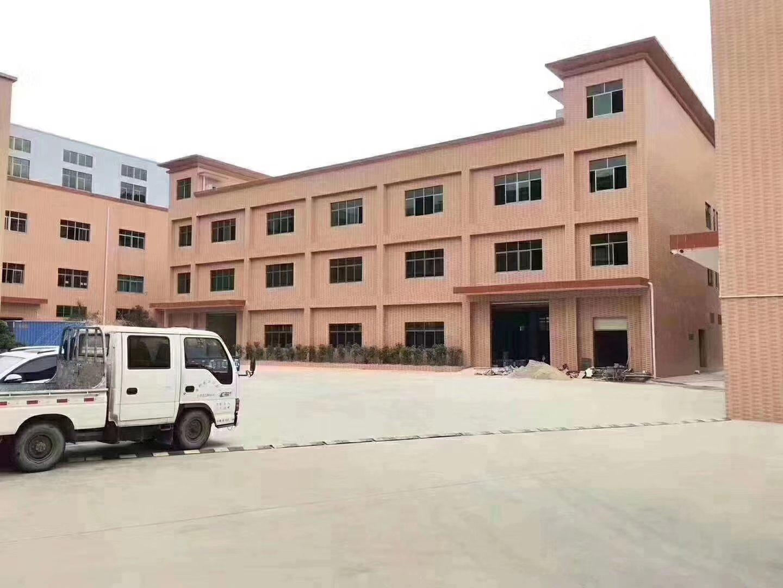 福田镇占地5750平建筑6100平国有双证标准厂房出售