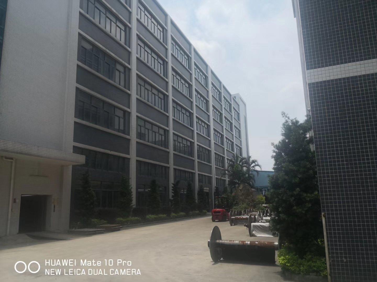 广州市黄埔区可办环评建筑5000方独门独院独栋厂房出售