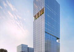 宝安地标建筑甲级写字楼出售95平起独立红本房50年产权可按揭