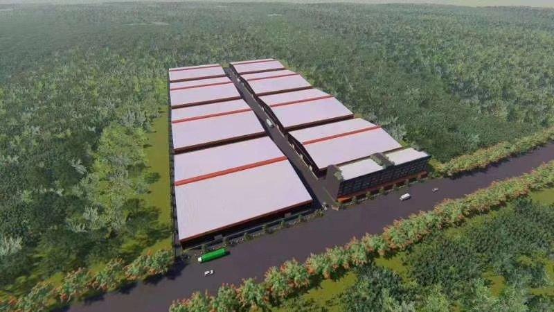 佛山市南海区西樵工业园独院4500方厂房配电12000千瓦
