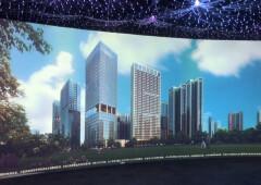 宝安沙井全新甲级独立红本写字楼95平起开发商直售可按揭