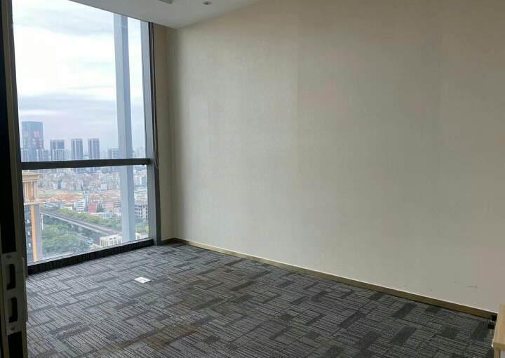 平湖商业区精装修写字楼236平方招租户型方正图片4