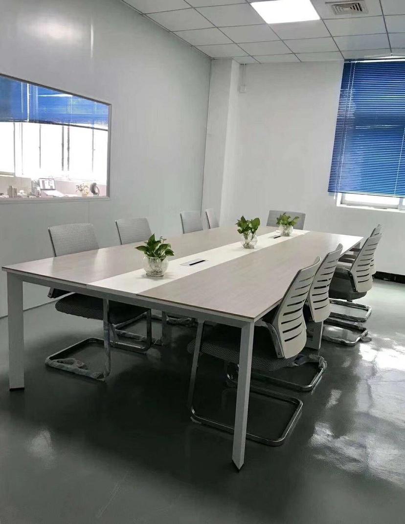 福永地铁口附近新出楼上600平方厂房招租,原房东,面积很实在