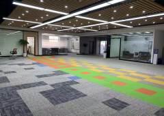 广州大道中精装写字楼1256平方独门独户7+1格局