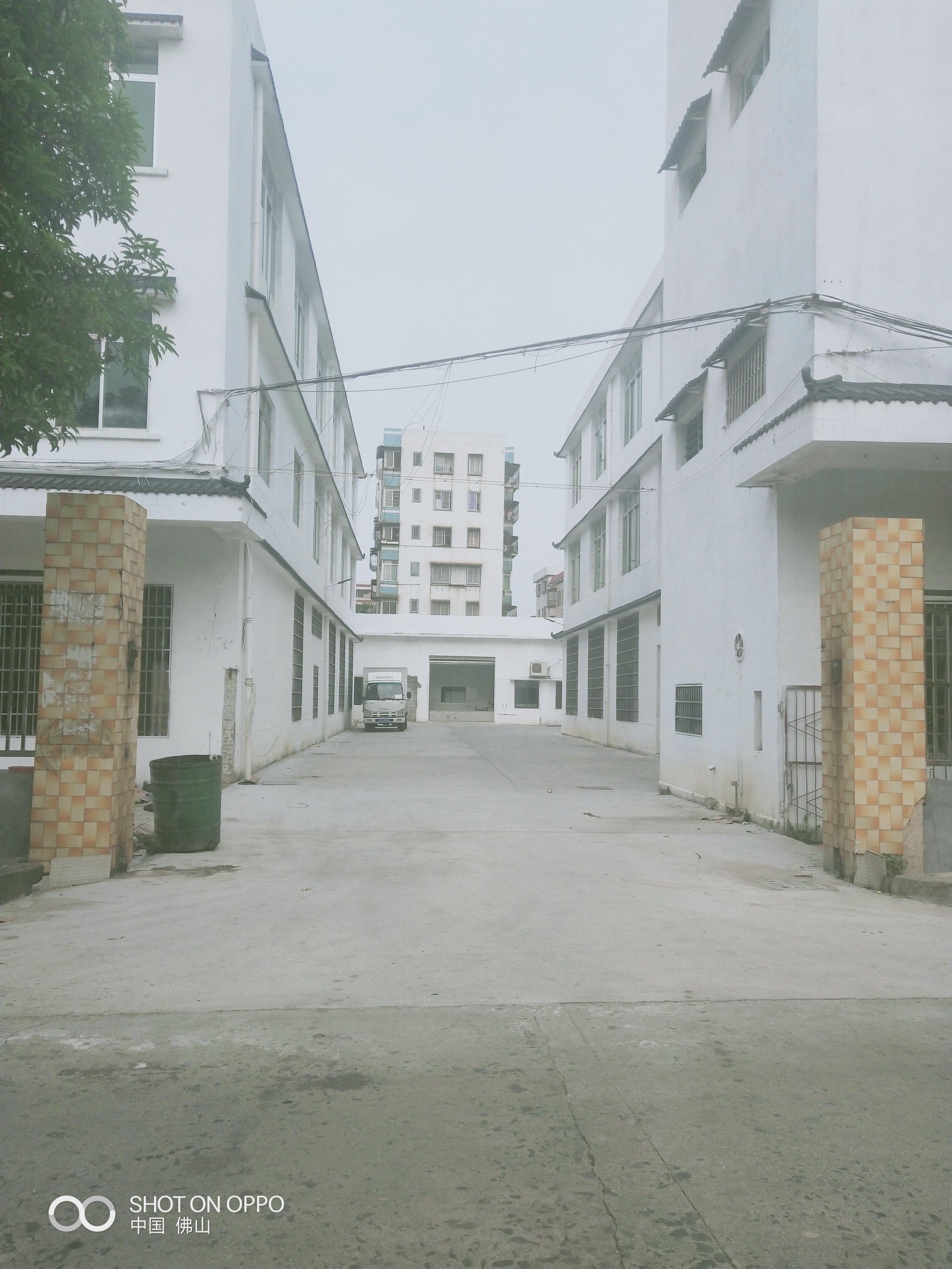 三水区金本镇新出独院标准厂房3600平米出租可分租