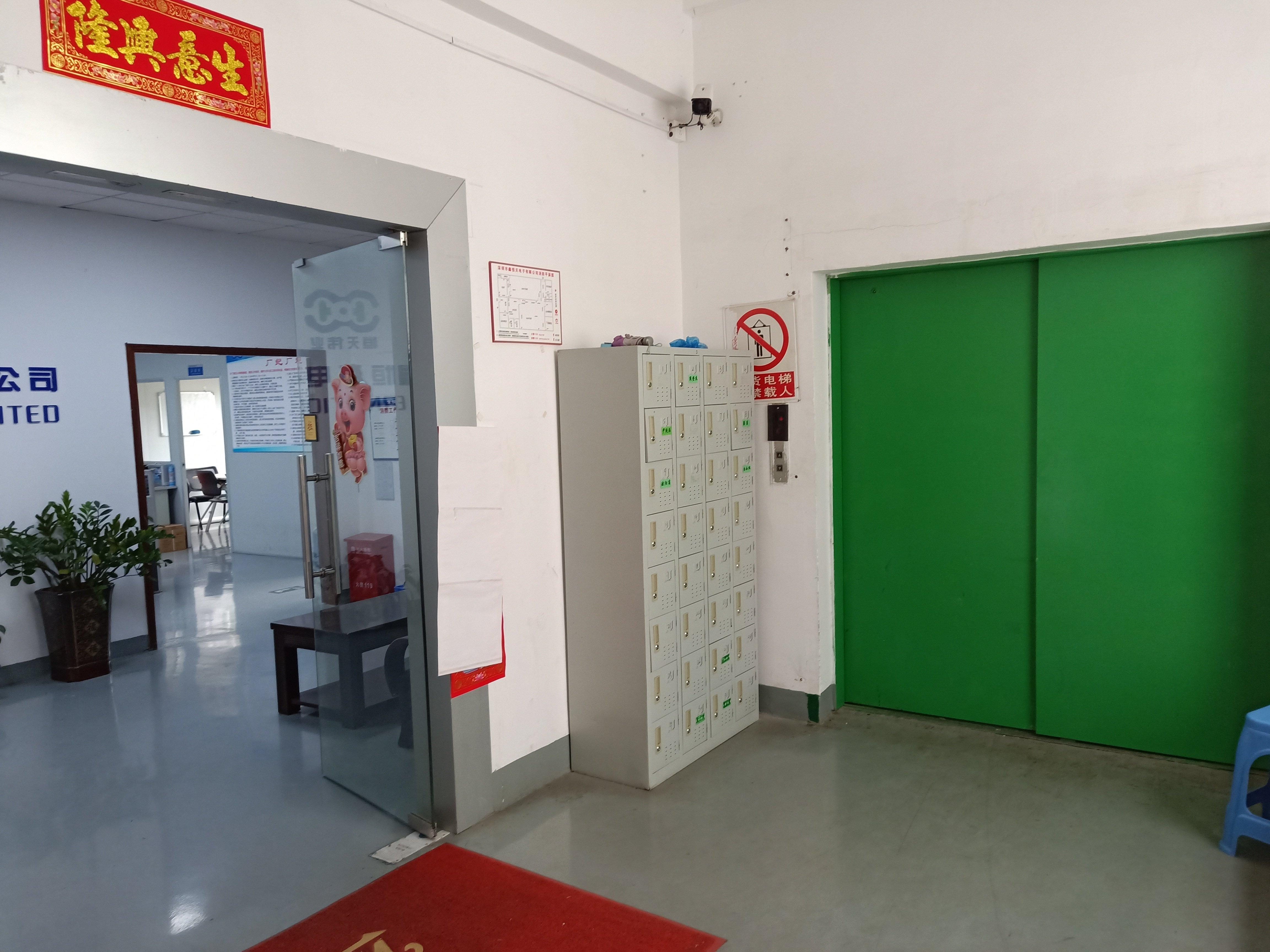 深圳南山西丽阳光工业区新出无尘车间带装修办公室680平米厂房