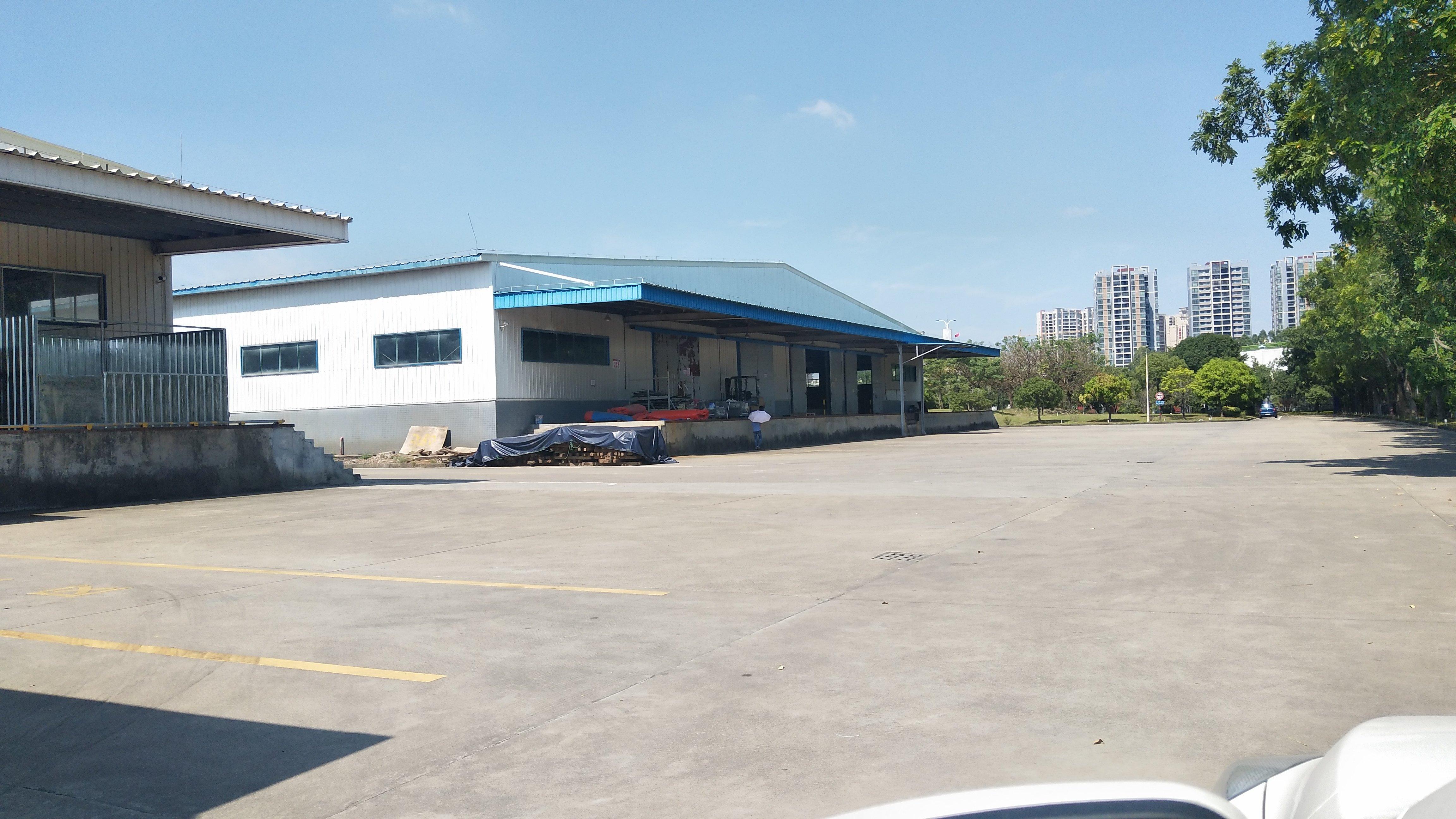 惠州市大亚湾带卸货平台物流仓库、仓储、物流独栋3800平米