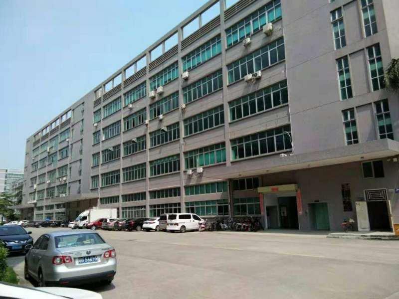 松岗龙大高新出口附近新出原房东红本高新科技园24000平