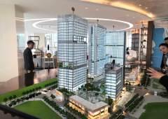 深圳市宝安区沙井首个纯甲级写字楼98平起售