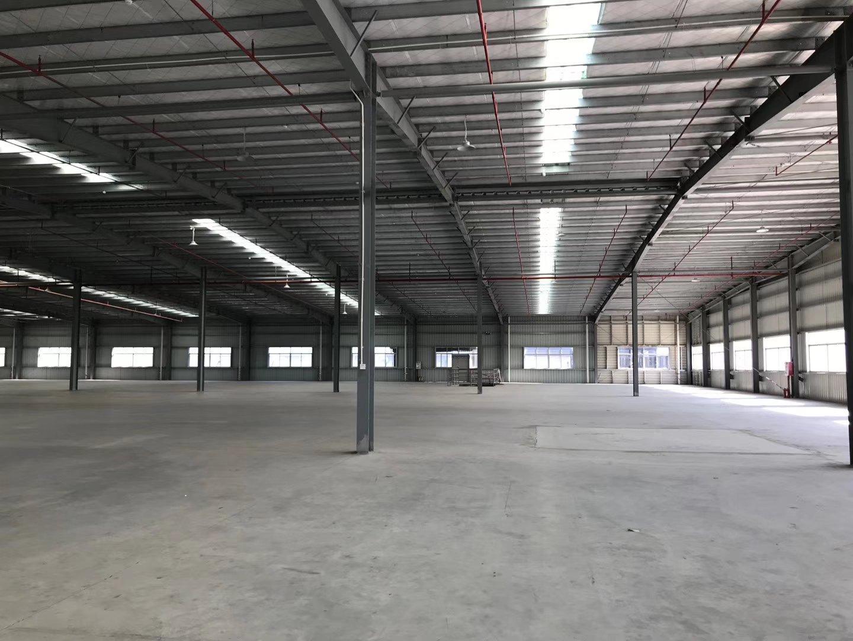 东莞市麻涌镇9000平方物流仓库招租。