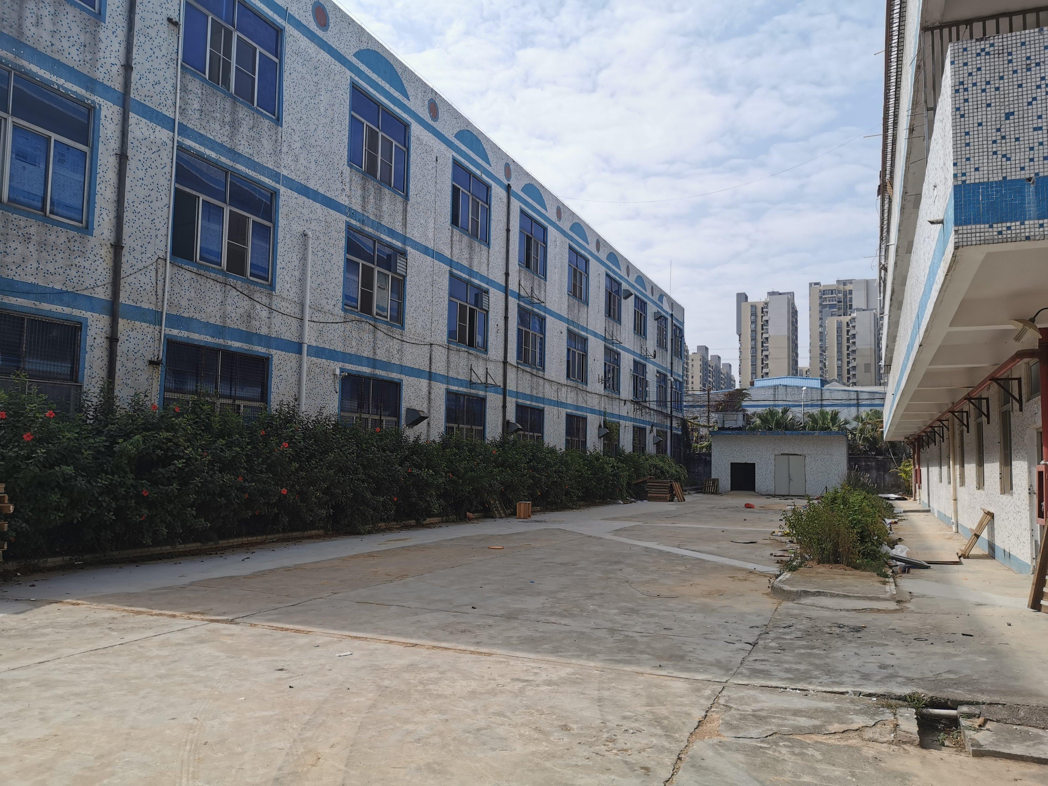深圳坪山新出经典独院厂房5098平米证件齐全出售