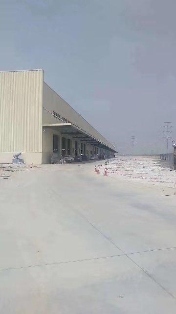 福永深圳机场附近单一层标准物流仓库面积20000平方米