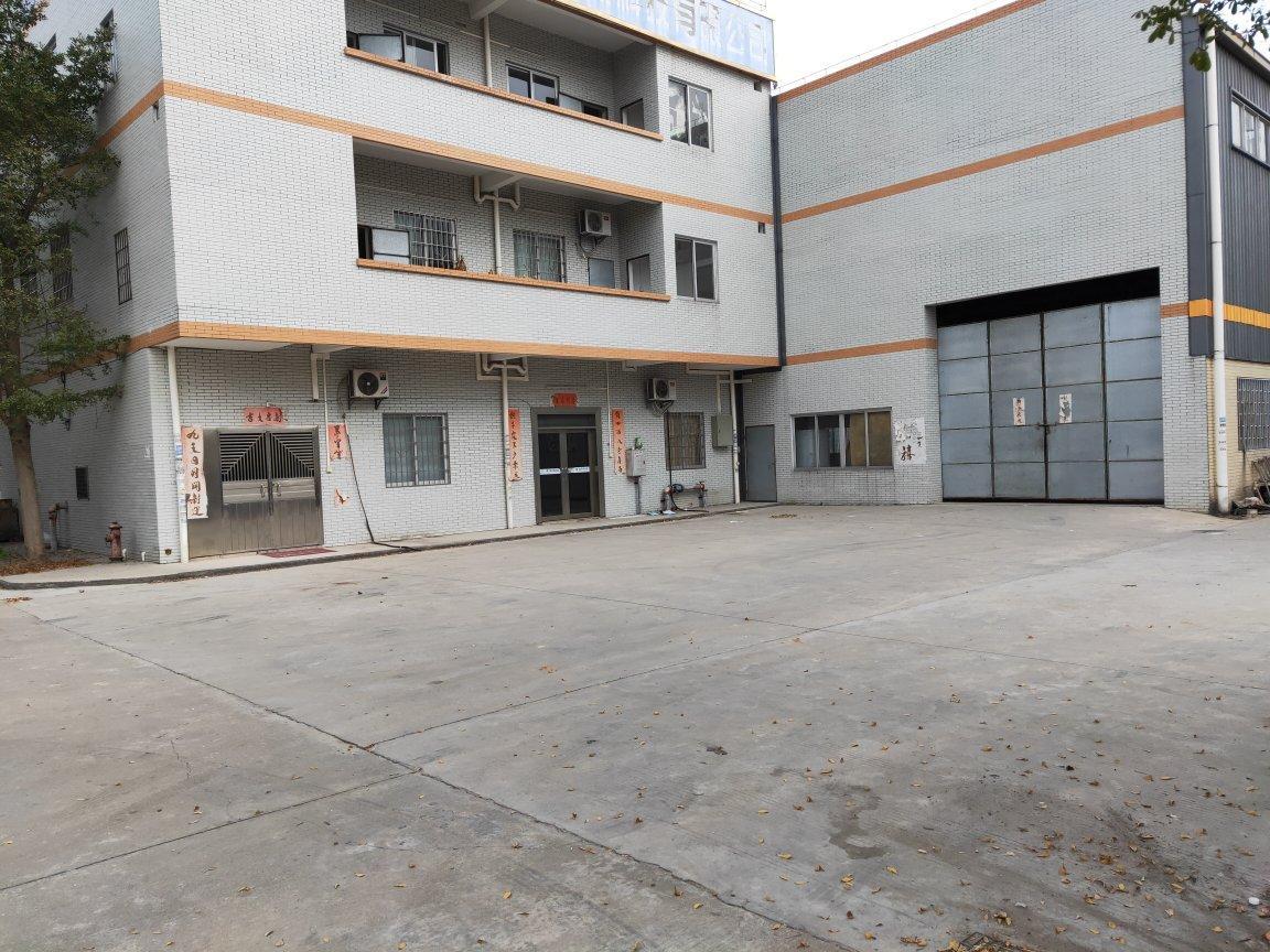 三水乐平工业园独门独院4500方全新厂房招租有办公宿舍