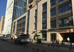龙岗中心城精装修办公室200平方,近地铁口