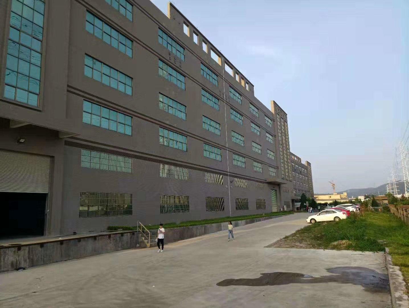 深圳市坪山区,红本厂房出售,总建筑面积33000平方