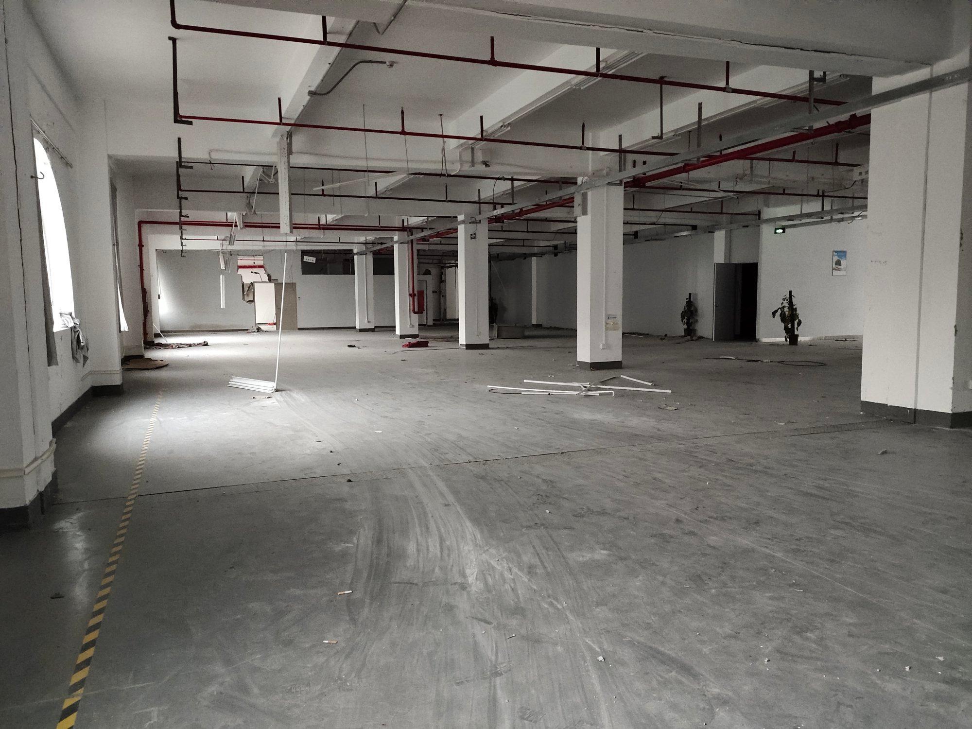 西乡银田工业园1250平标准厂房出租