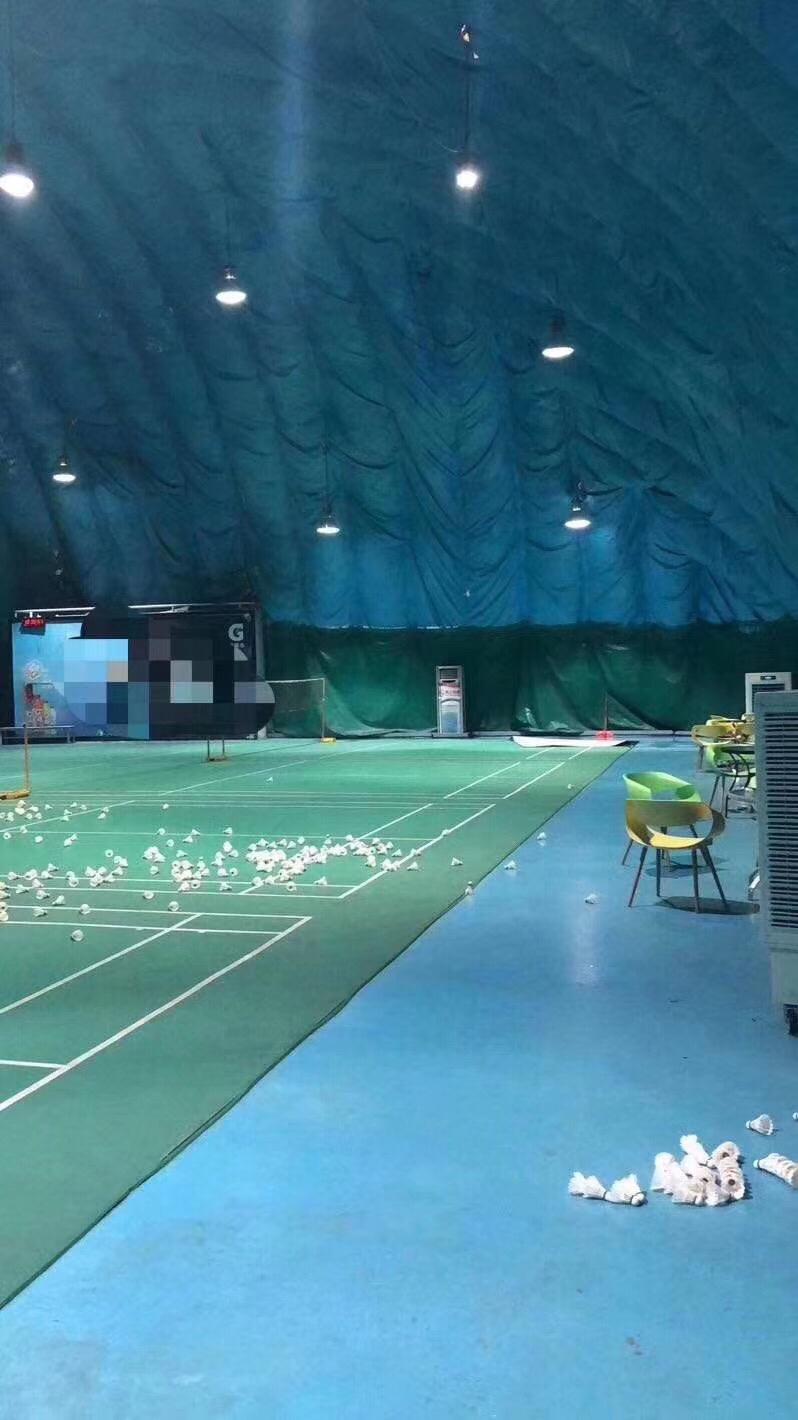 中山1800方羽毛球馆出租,精装修-图3