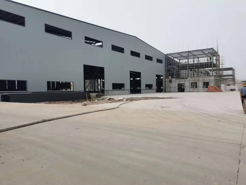三水区乐平镇大型正规工业园12万方厂房出租大小可分租