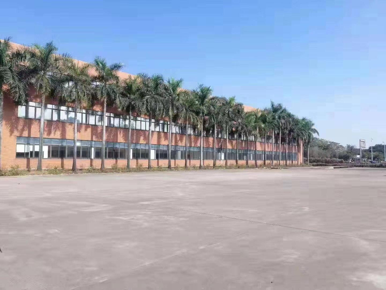 坪山周边惠阳区物流仓库出租10000平米大小可分租
