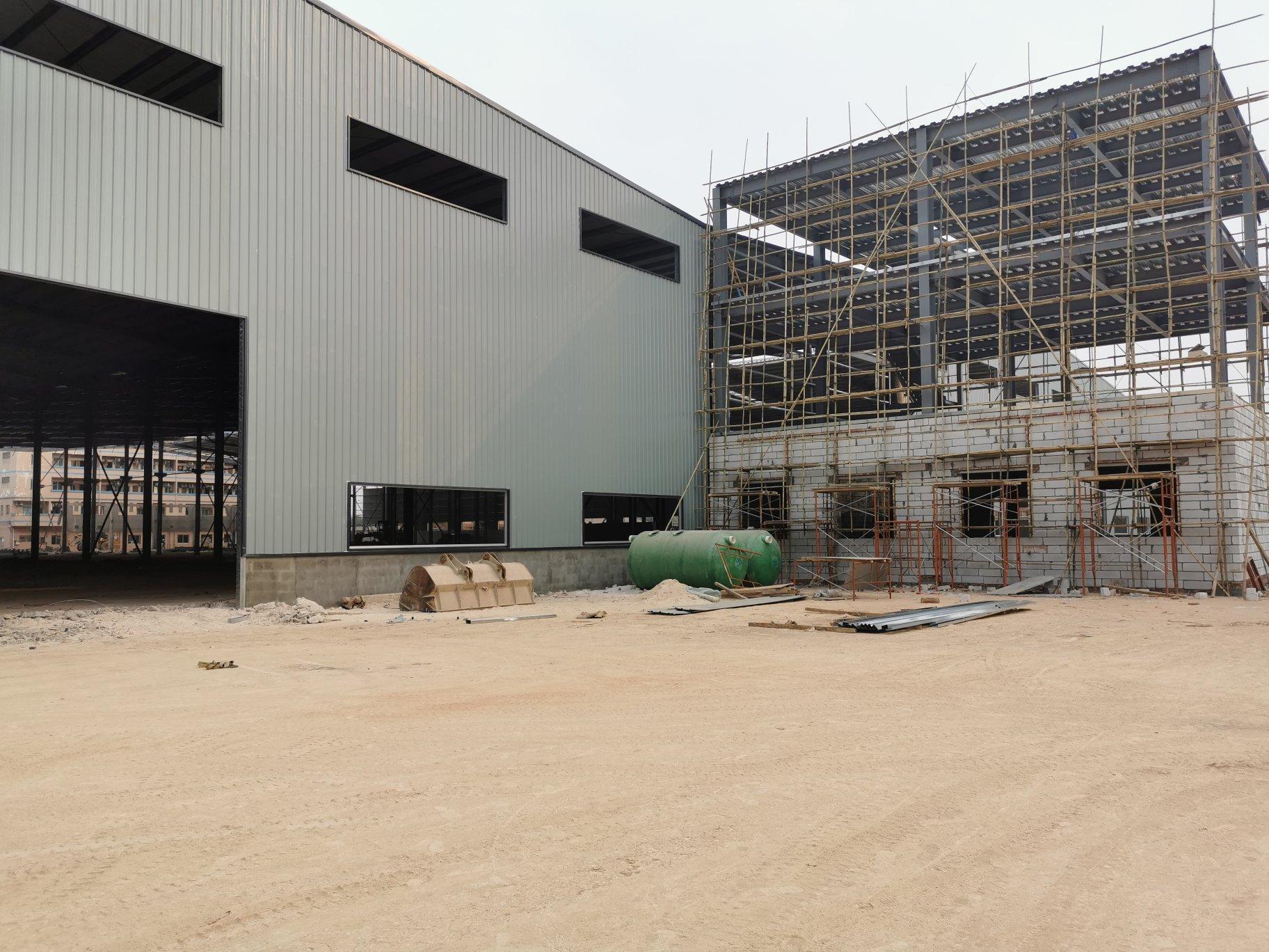 三水芦苞经典独门独院厂房4000平米15米高带办公700平米