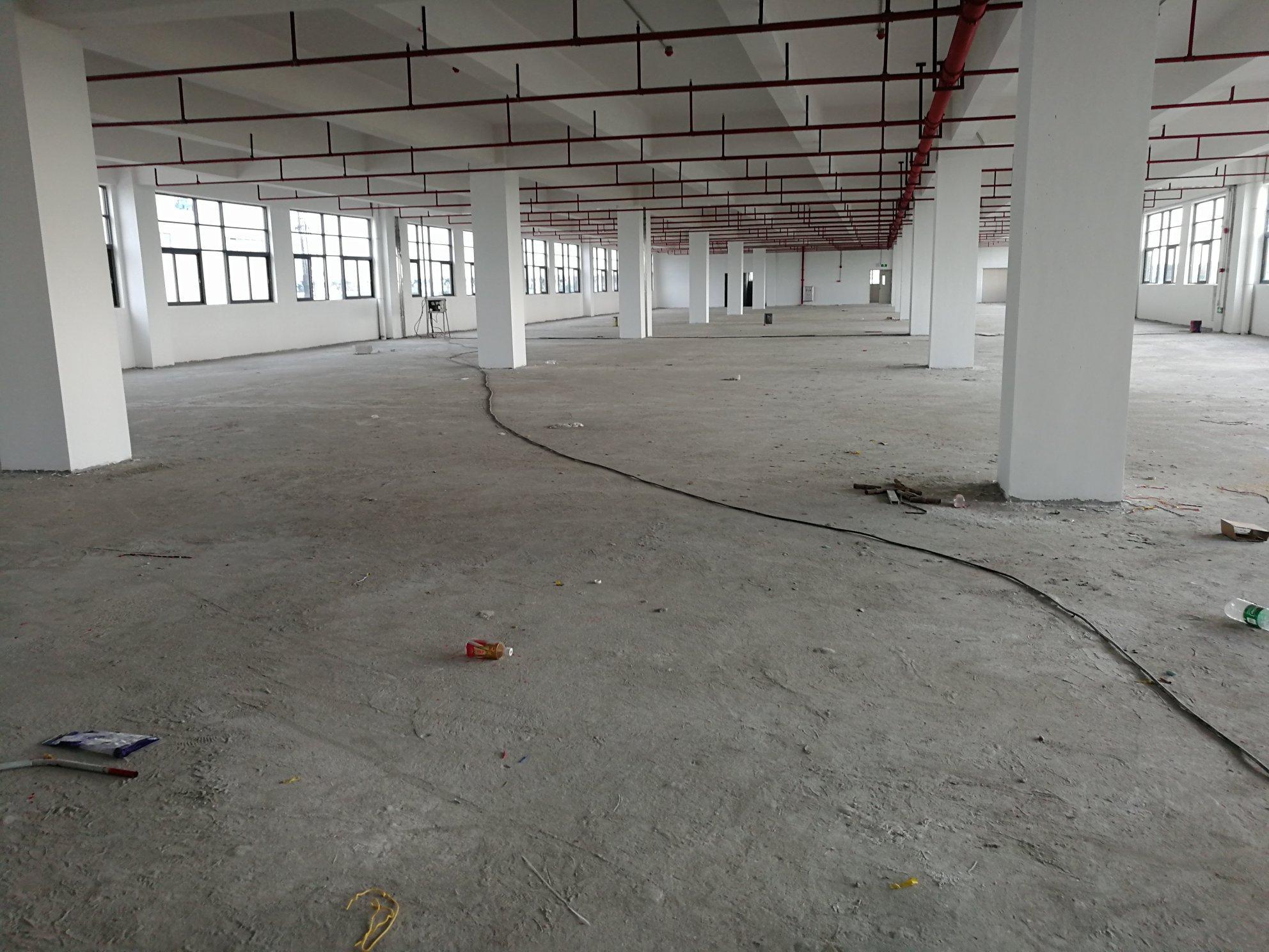 刚建好丙二类消防新厂房证件刚下来疫情期免租期可延长