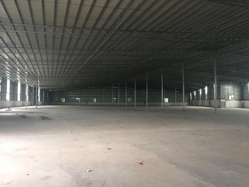 太和镇物流园旁独院仓库,滴水8米,空地2000方免费使用