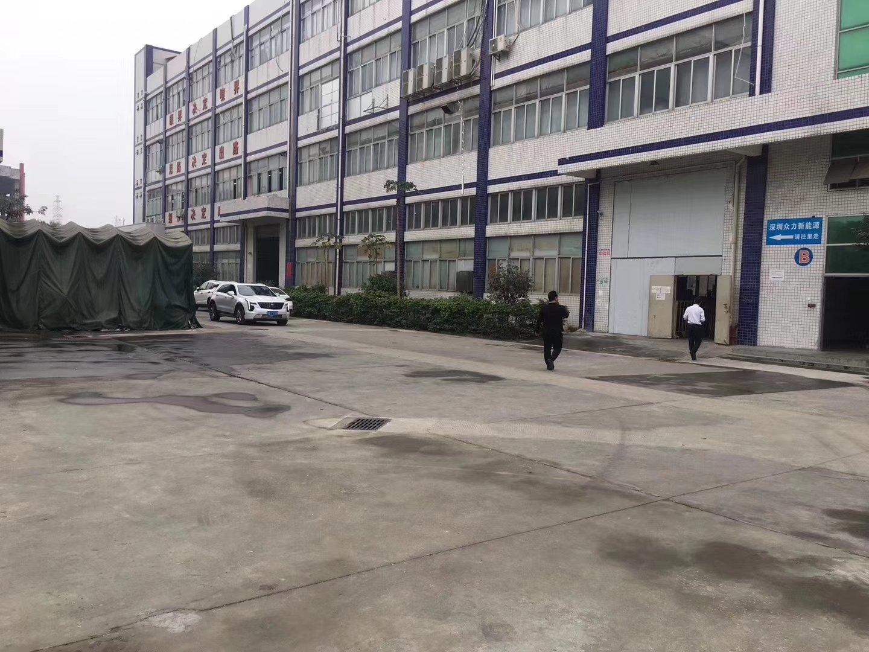 厂房出售~~临深片区国有双证9100平厂房出售