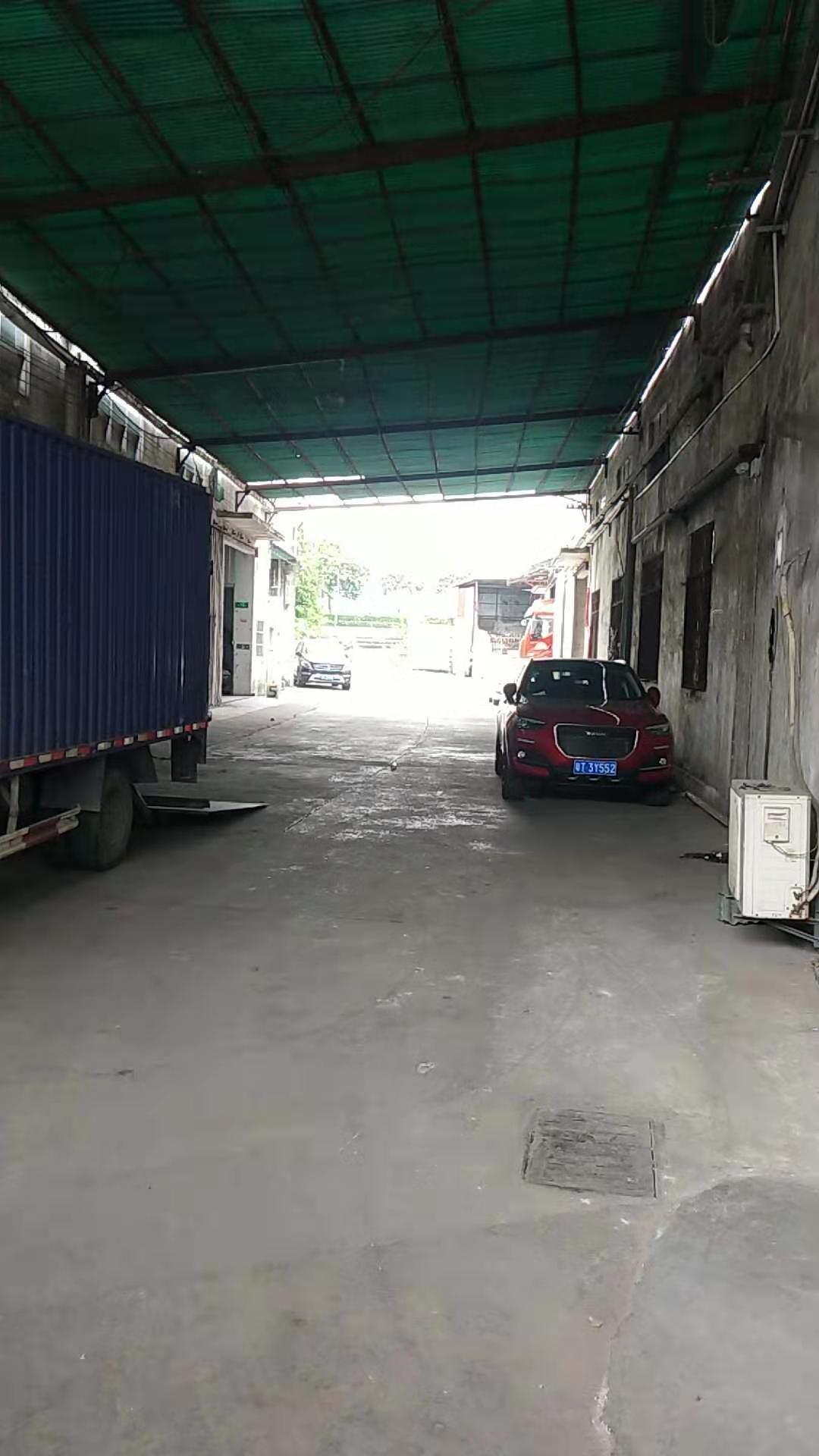 杏坛镇新出单一层钢构厂房