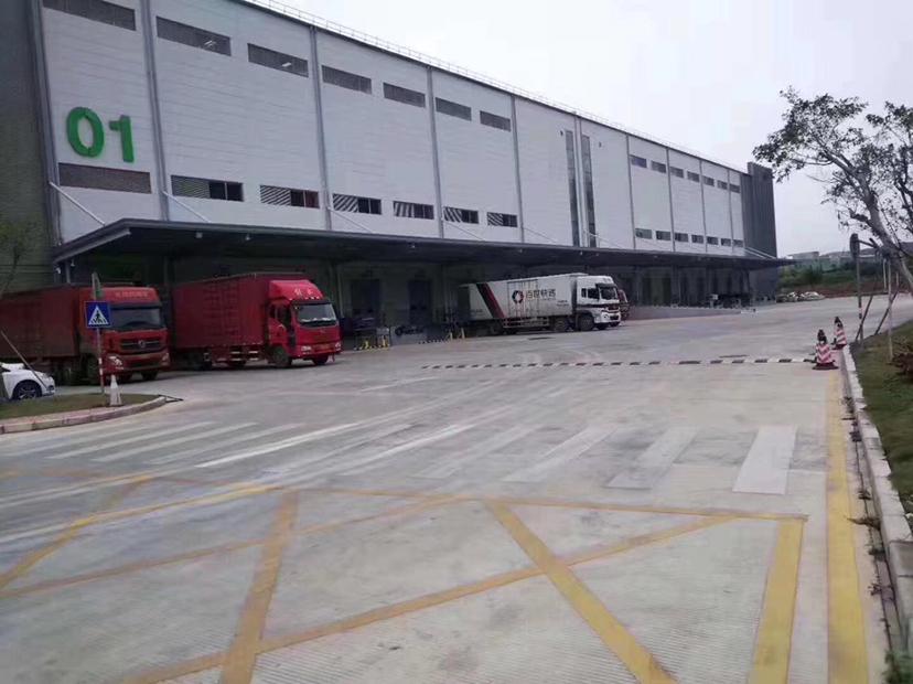 清溪靠深圳高速出口旁物流仓库37000平米低价出租
