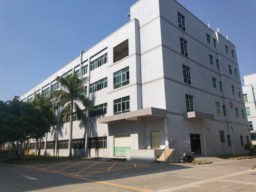 惠城区江北工业园分租2楼面积4800平方带装修水电齐全形象好