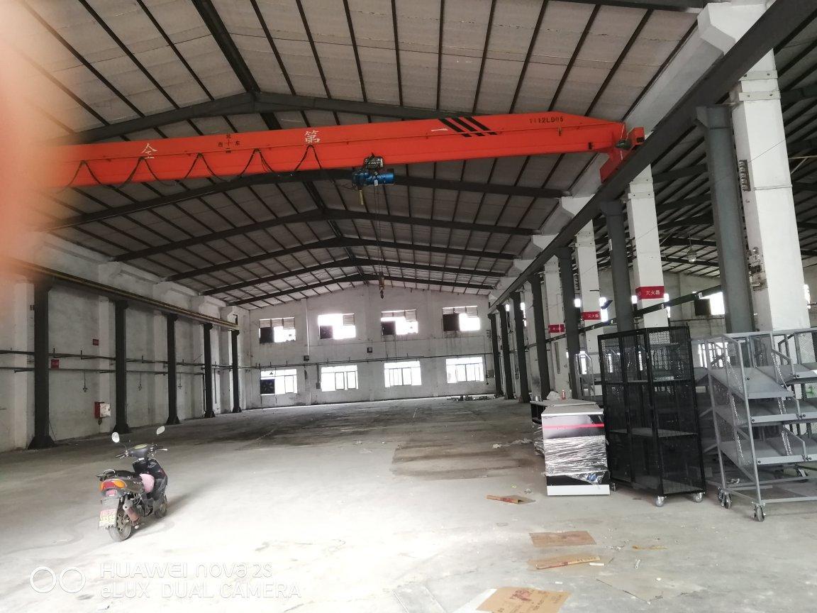 乐平工业园区5600方重工业厂房出租