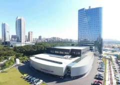 东莞南城新出市中心黄金地段甲级写字楼