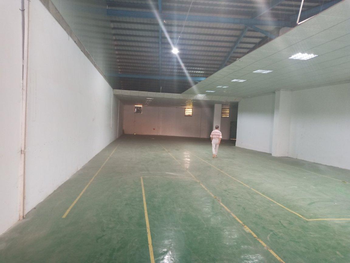 长安上沙原房东1楼450平方带装修实际面积出租