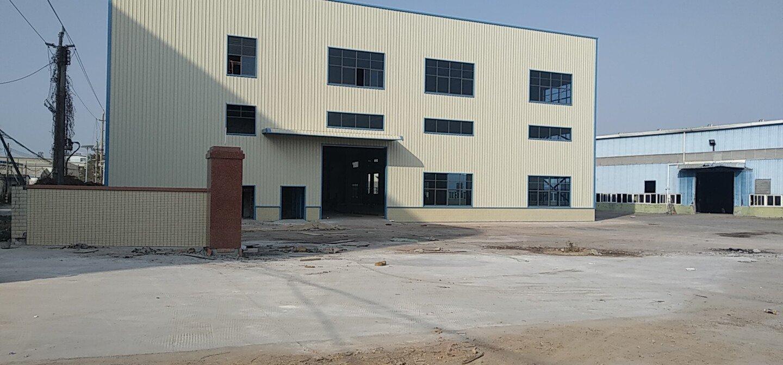 惠州独院钢构厂房两层