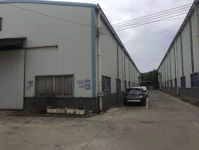 花都炭步镇独门独院工业园滴水九米钢构厂房招租