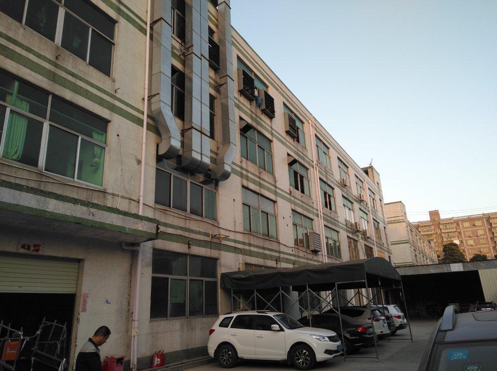 龙岗区六约深坑工业区楼上精装修厂房仓库750平出租