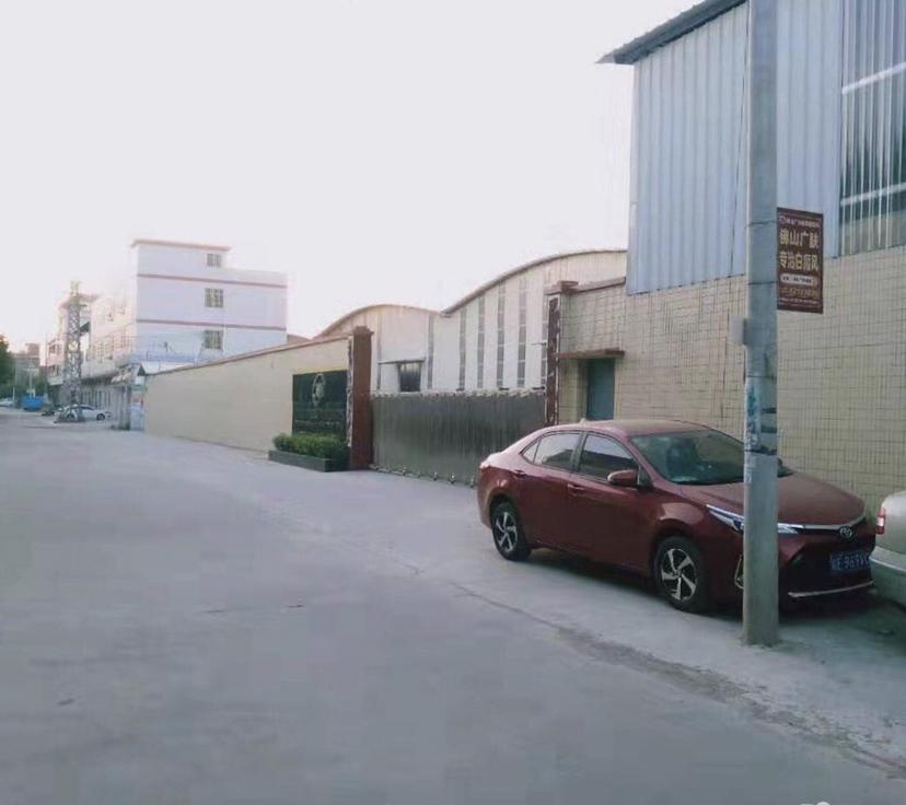 禅城旺南工业区2万平方红本厂房出租500起分租