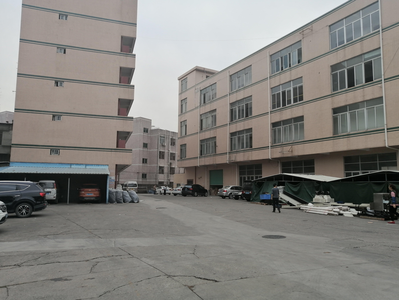 平湖华南城地铁口附近二楼厂房出租适合做加工仓库中央厨房等