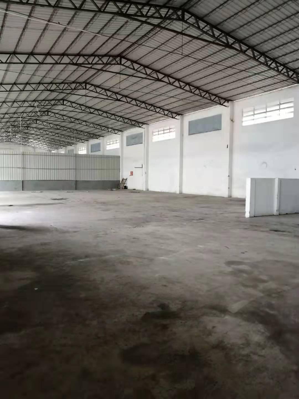 中山黄圃大雁工业园900平单一层厂房招租