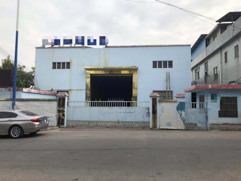 番禺区2800方仓库型厂房出租车大路边全新装修