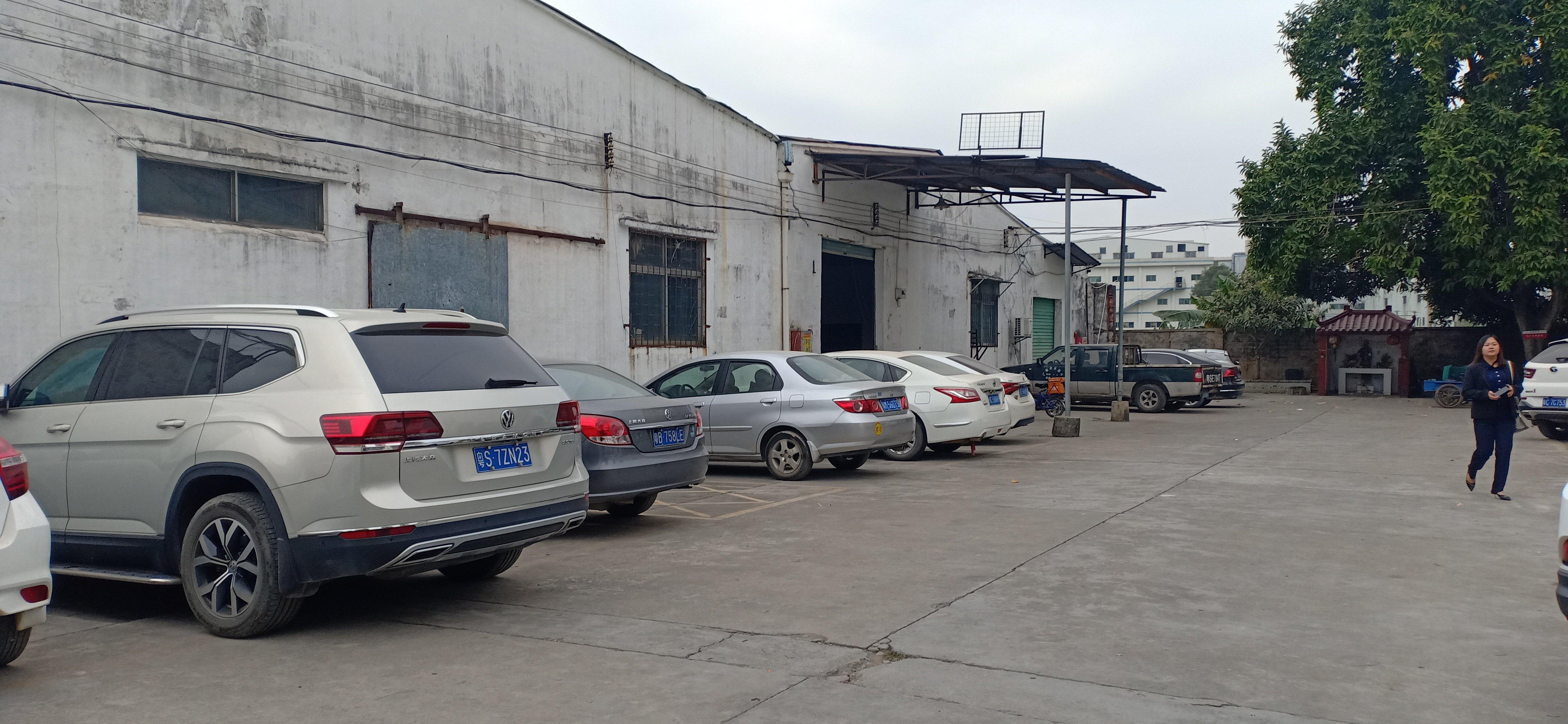 塘厦标准钢构厂房600平方出租