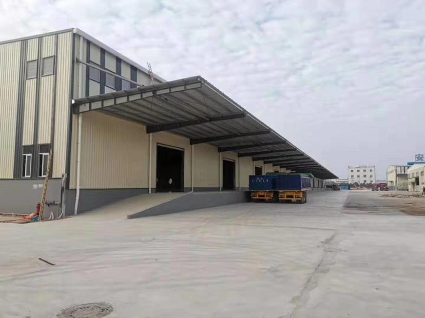 惠城区水口镇12500平方钢结构仓库厂房出租