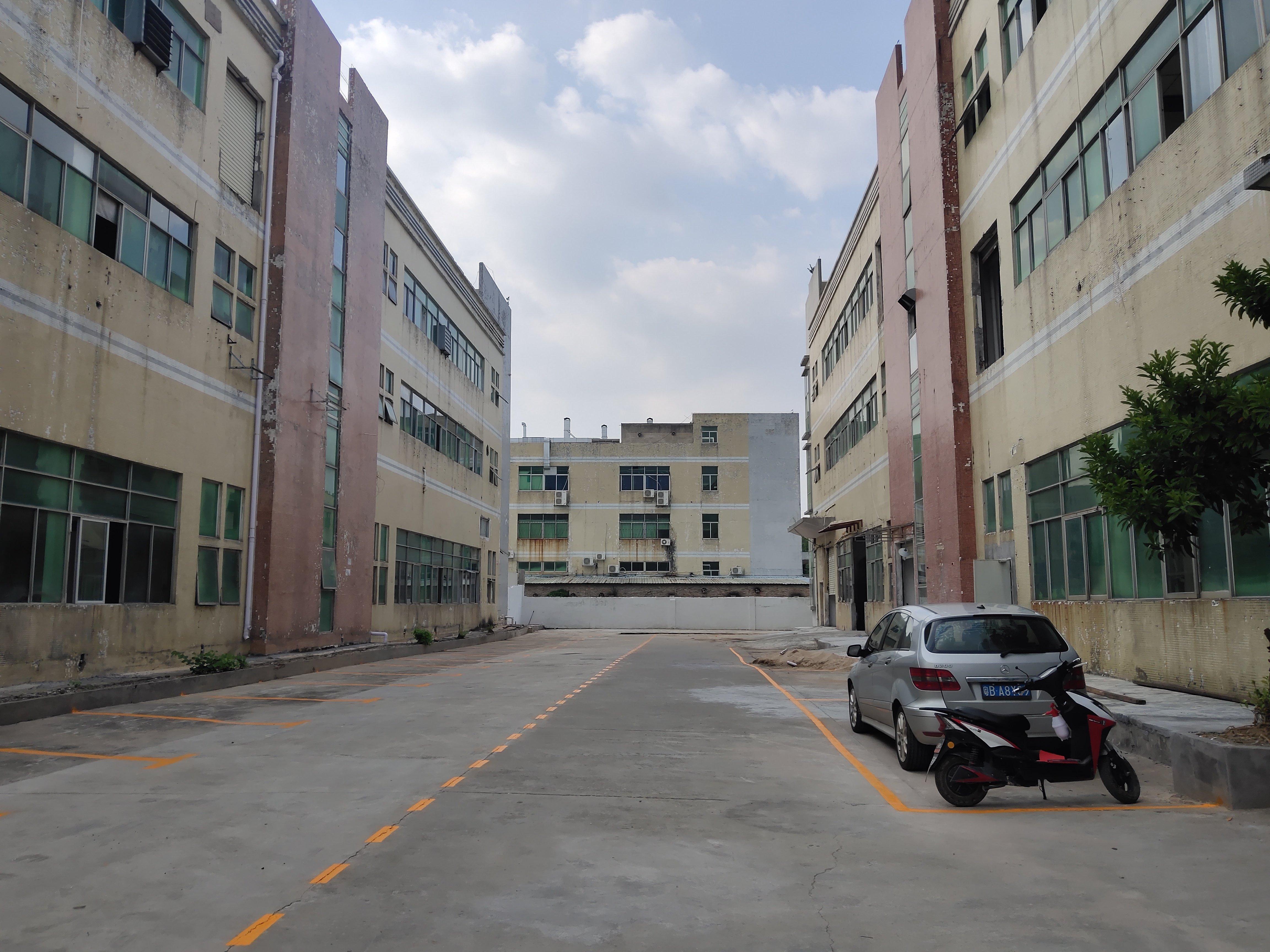 福永国道附近6600平独院厂房出售