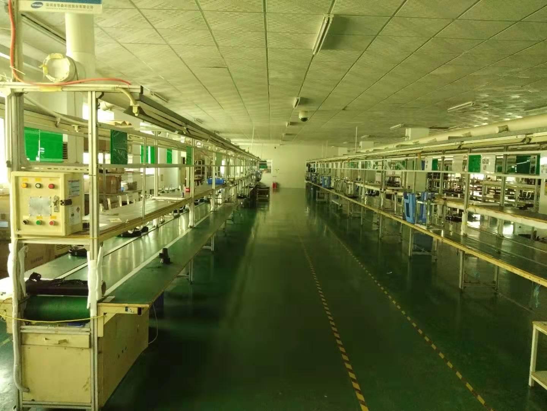 福永和平村大型工业园楼上带装修1266平米-图2